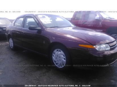 Salvage 2001 SATURN L200 for sale