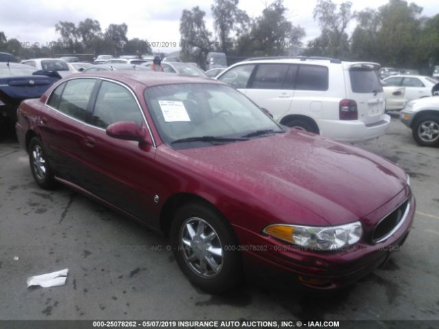 click here to view 2005 Buick Lesabre at IBIDSAFELY