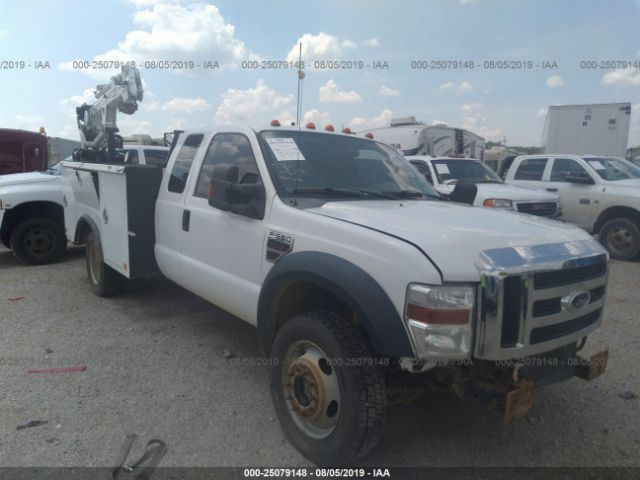 2008 FORD F550 - Small image. Stock# 25079148