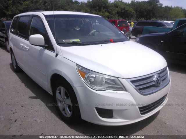 click here to view 2011 VOLKSWAGEN ROUTAN at IBIDSAFELY