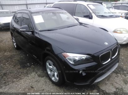 Salvage 2014 BMW X1 for sale