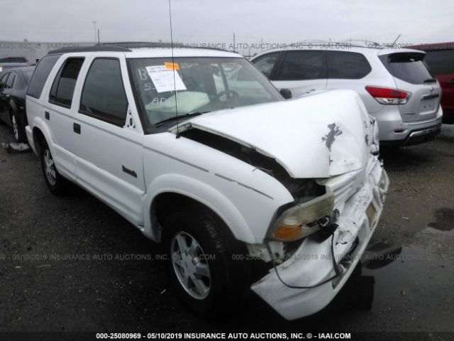 click here to view 1998 OLDSMOBILE BRAVADA at IBIDSAFELY