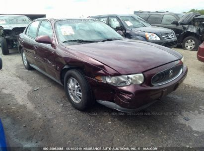 Salvage 2004 BUICK LESABRE for sale