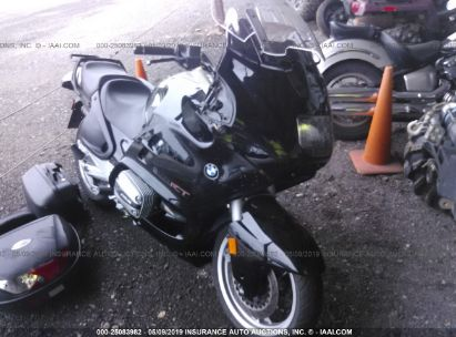 Salvage 1999 BMW R1100 for sale