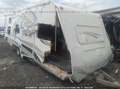 Salvage 2003 TRAIL LITE 8000 for sale