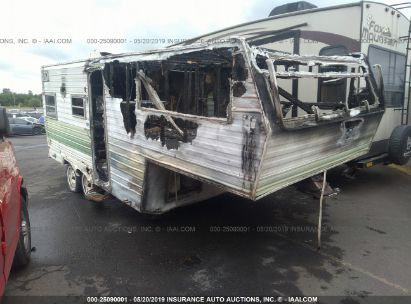 Salvage 1978 NOMAD STD 2260 for sale
