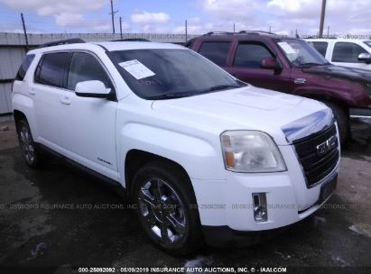 Salvage 2011 GMC TERRAIN for sale