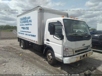 Salvage 2007 STERLING MITSUBISHI CHASSI for sale