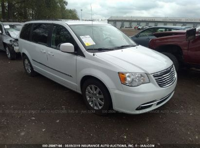 Salvage 2014 CHRYSLER TOWN & COUNTRY for sale