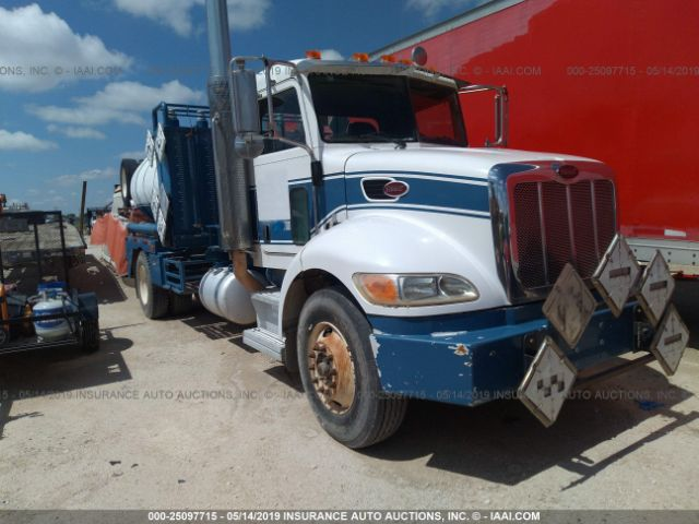 click here to view 2008 PETERBILT 335 at IBIDSAFELY