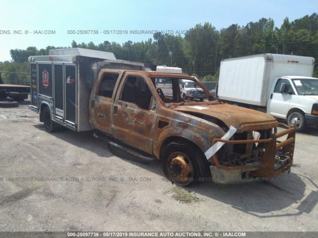 2008 FORD F550 - Small image. Stock# 25097736