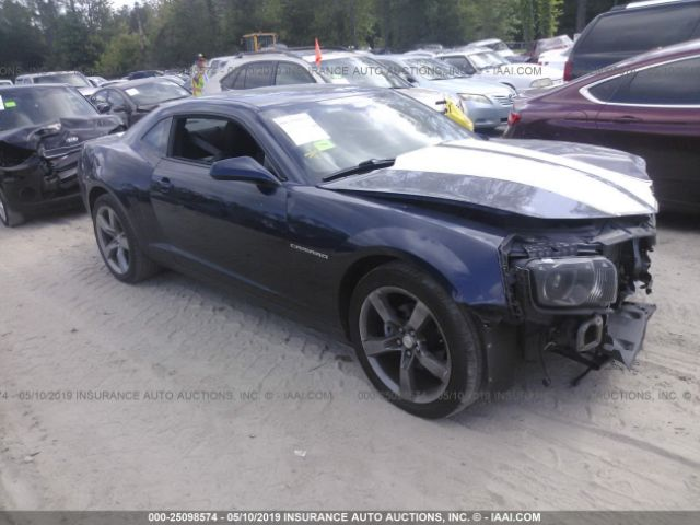 Salvage, Repairable and Clean Title Chevrolet Camaro