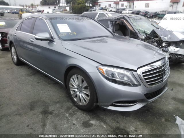 2014 MERCEDES-BENZ S - Small image. Stock# 25098902
