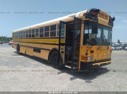 Salvage 2008 IC CORPORATION 3000 for sale