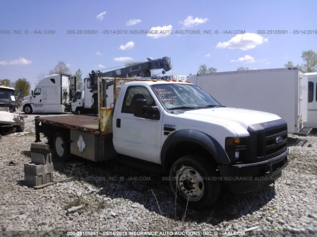2008 FORD F550 - Small image. Stock# 25105091