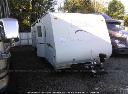 Salvage 2005 JAYCO JFTHLGT29N for sale