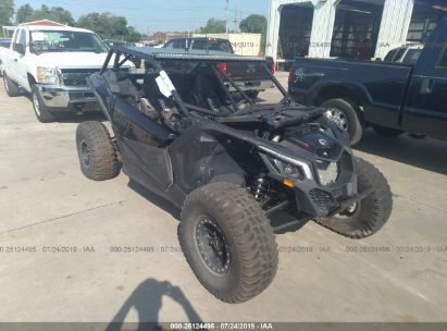 Salvage 2017 CAN-AM MAVERICK X3 for sale