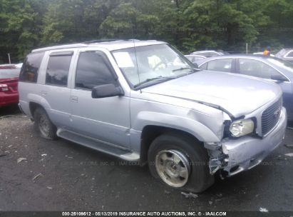 Salvage 1999 GMC DENALI for sale
