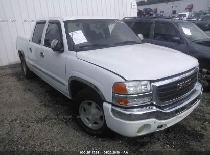 Salvage 2004 GMC NEW SIERRA for sale