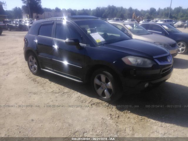 click here to view 2007 ACURA RDX at IBIDSAFELY