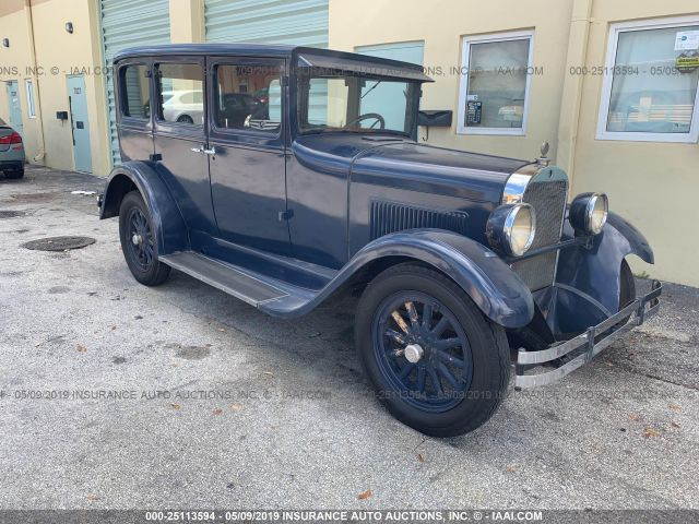 click here to view 1927 DODGE BROTHERS at IBIDSAFELY
