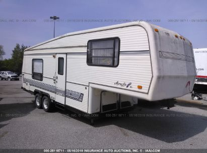Salvage 1989 HOLIDAY RAMBLER OTHER for sale