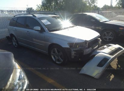 Salvage 2008 VOLVO V50 for sale