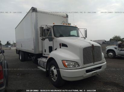 Salvage 2015 KENWORTH CONSTRUCTION for sale