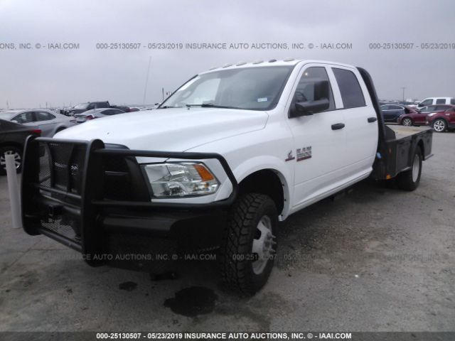 Salvage Title 2016 RAM 3500 6 7L For Sale in Lubbock TX
