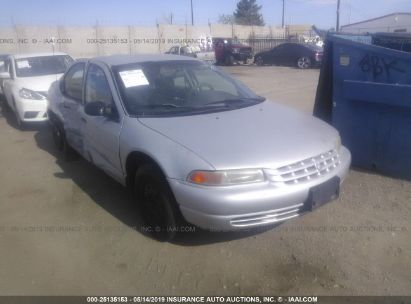 Salvage 2000 PLYMOUTH BREEZE for sale