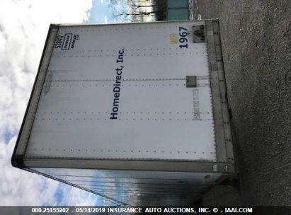 Salvage 2008 TRAILMOBILE UNKNOWN for sale