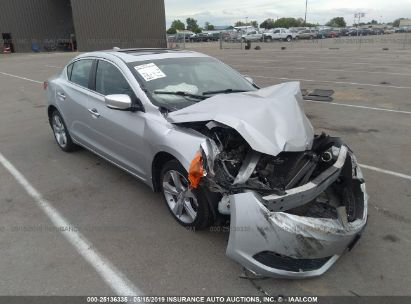 Salvage 2015 ACURA ILX for sale