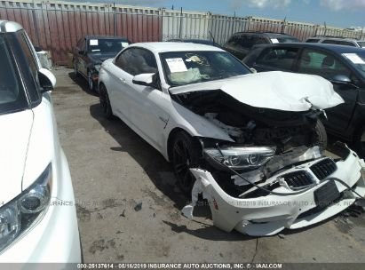 Salvage 2015 BMW M4 for sale