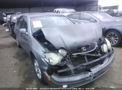 Salvage 2002 LEXUS GS for sale