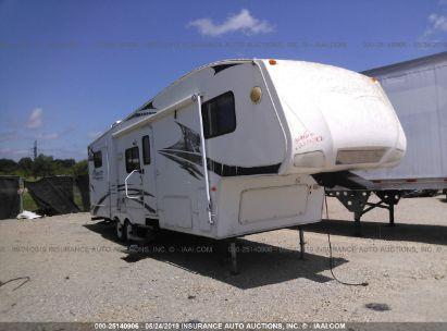 Salvage 2006 KEYSTONE CGR289EFS for sale