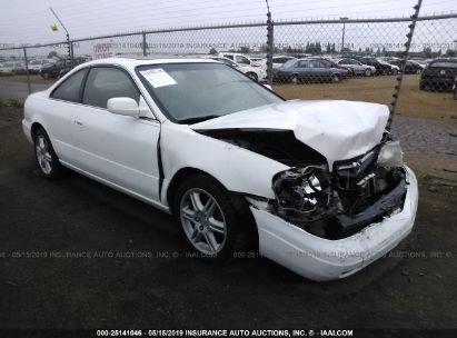 Salvage 2003 ACURA 3.2CL for sale
