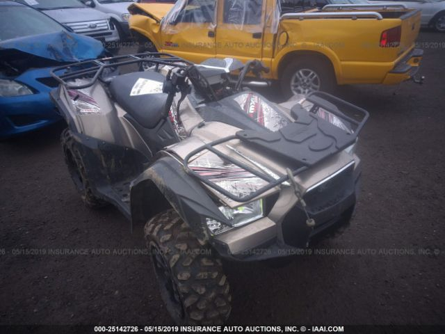KYMCO USA INC UTILITY ATV