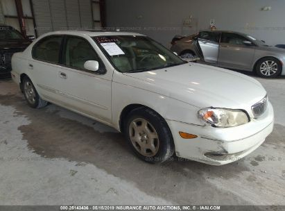 Salvage 2000 INFINITI I30 for sale