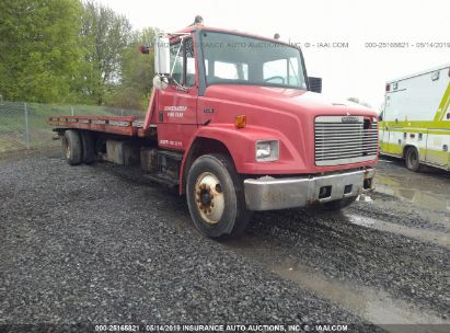 Salvage 1993 FREIGHTLINER MEDIUM CONVENTION for sale