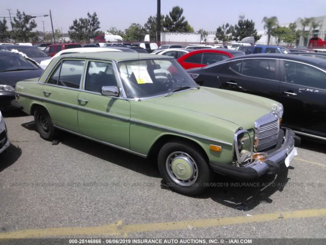 1974 MERCEDES-BENZ 240 DIESEL - Small image. Stock# 25146866