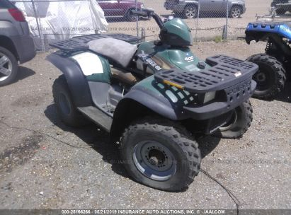Salvage 2000 POLARIS XPLORER for sale