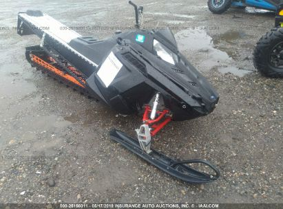 Salvage 2015 POLARIS 795CC for sale