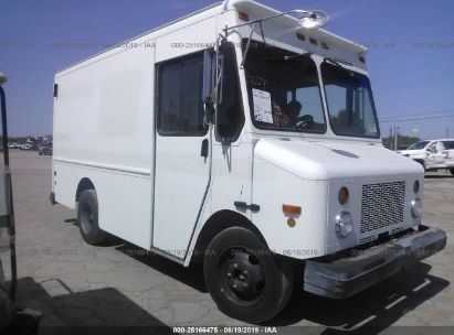 Salvage 2003 WORKHORSE CUSTOM CHASSIS FORWARD CONTROL C for sale