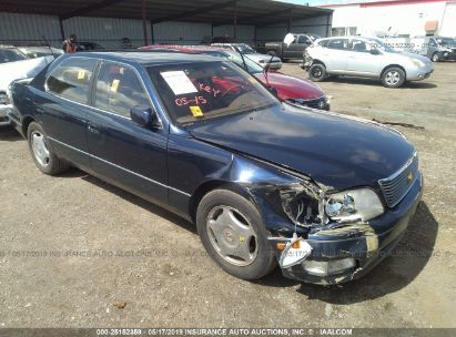 Salvage 1999 LEXUS LS for sale