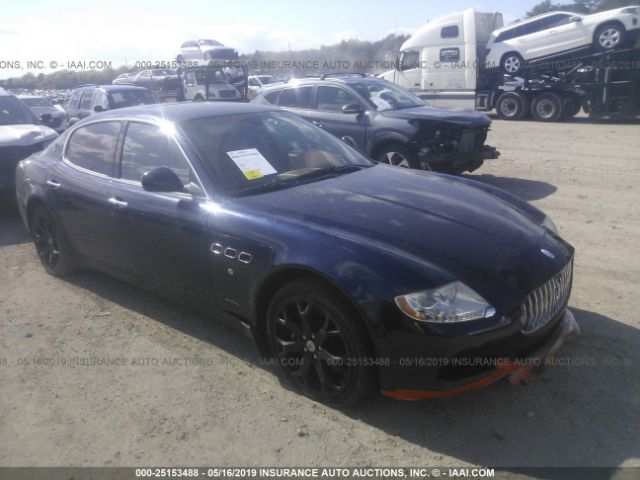click here to view 2010 MASERATI QUATTROPORTE at IBIDSAFELY