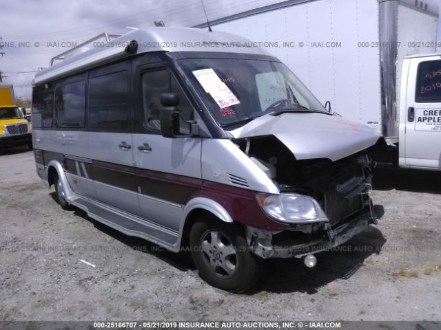 click here to view 2006 AIRSTREAM SPRINTER at IBIDSAFELY