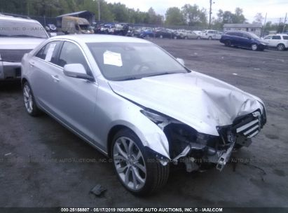 Salvage 2014 CADILLAC ATS for sale