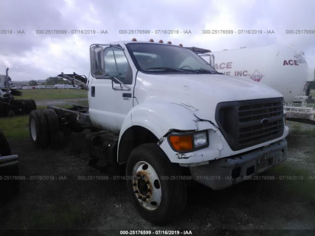 2001 FORD F750 - Small image. Stock# 25176599