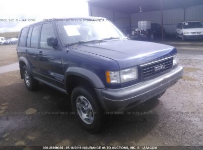 Salvage 1996 ISUZU TROOPER for sale