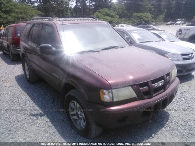 click here to view 2003 ISUZU RODEO at IBIDSAFELY